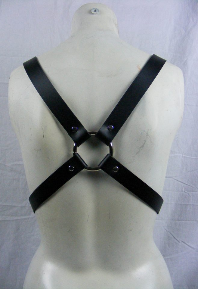The X Man Leather Harness