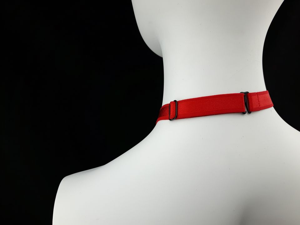 Crossfader Elastic Strap Body Harness