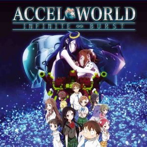 Iron On Patches Accel World
