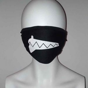 Cosplay angry face mask Kawaii Mask