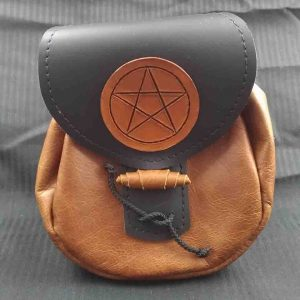 Medieval Belt Pouch with Logo by Xtreme Paraphilia