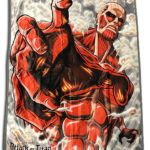 Attack on Titan S2 Titan Blanket by GE