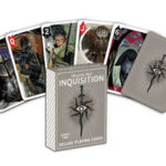 Playing Cards Dragon Age