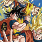 Dragon Ball Z Throw Blanket by GE