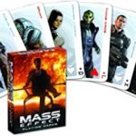 Playing cards Mass Effect