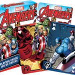 Marvel Avengers Superhero Playing Cards by NMR