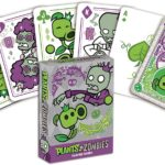 Playing |Cards Plants vs Zombies