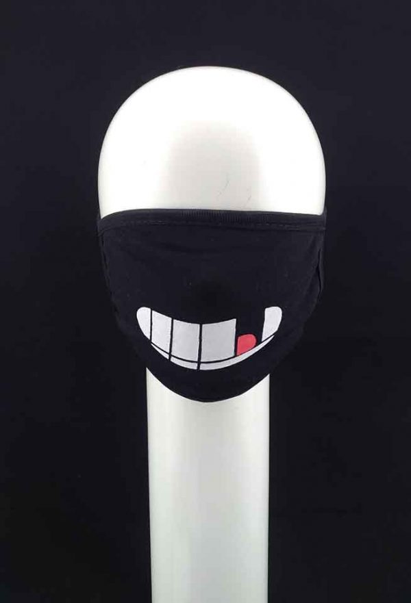 Xtreme Paraphilia Cosplay Accessories Face Mask Mouth Guard Face Shield
