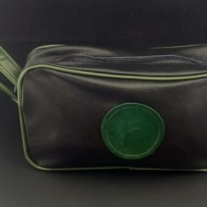 Leather Travel Case by Xtreme Paraphilia