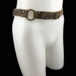 Leather belt_brown_side