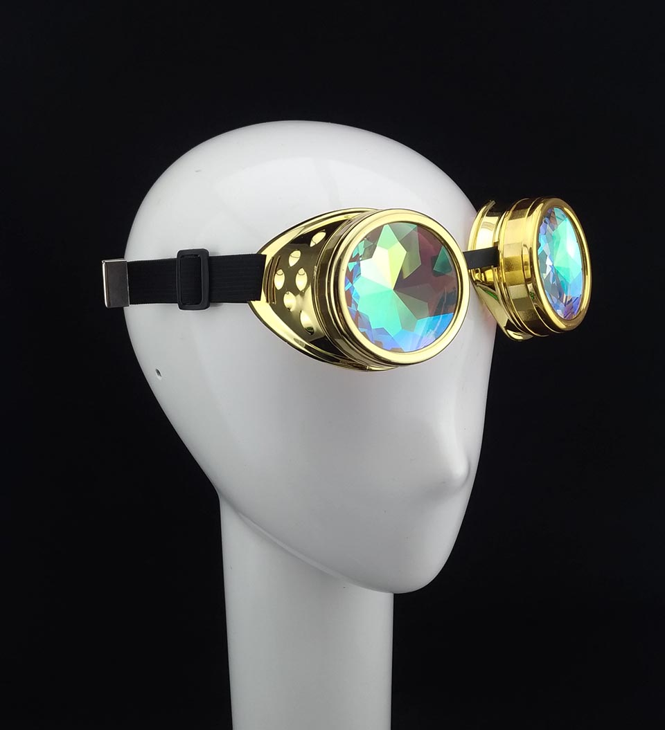 Simple Refraction Goggles Cosplay Accessories