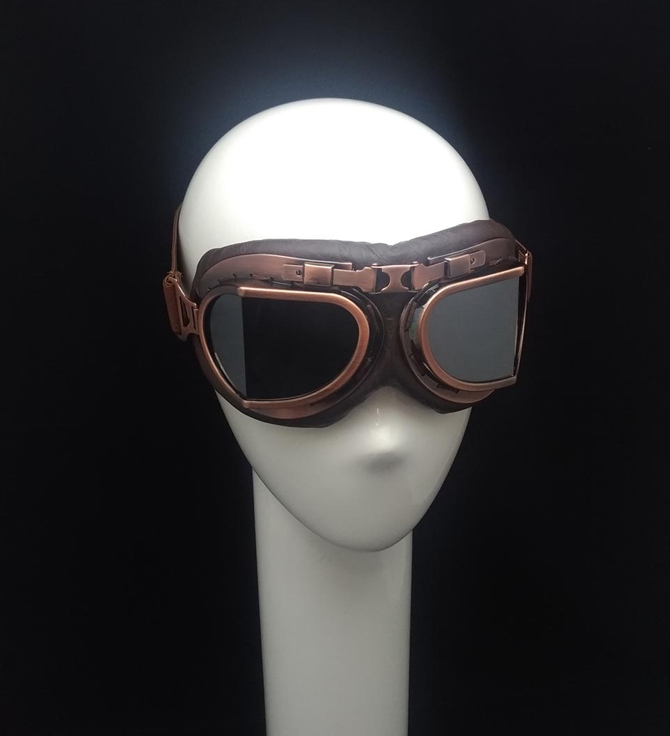 Aviator Goggles Goggles Cosplay Accessories