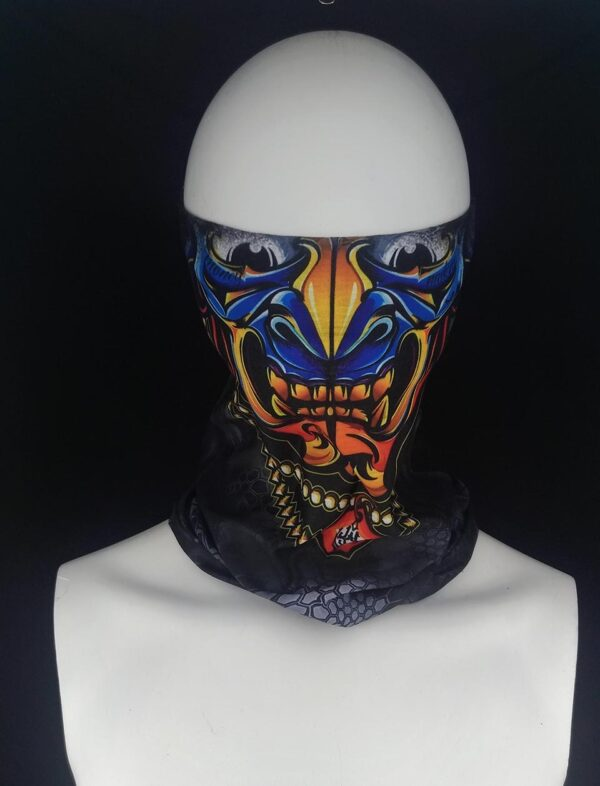 Tube Face Masks Cosplay by Xtreme Paraphilia