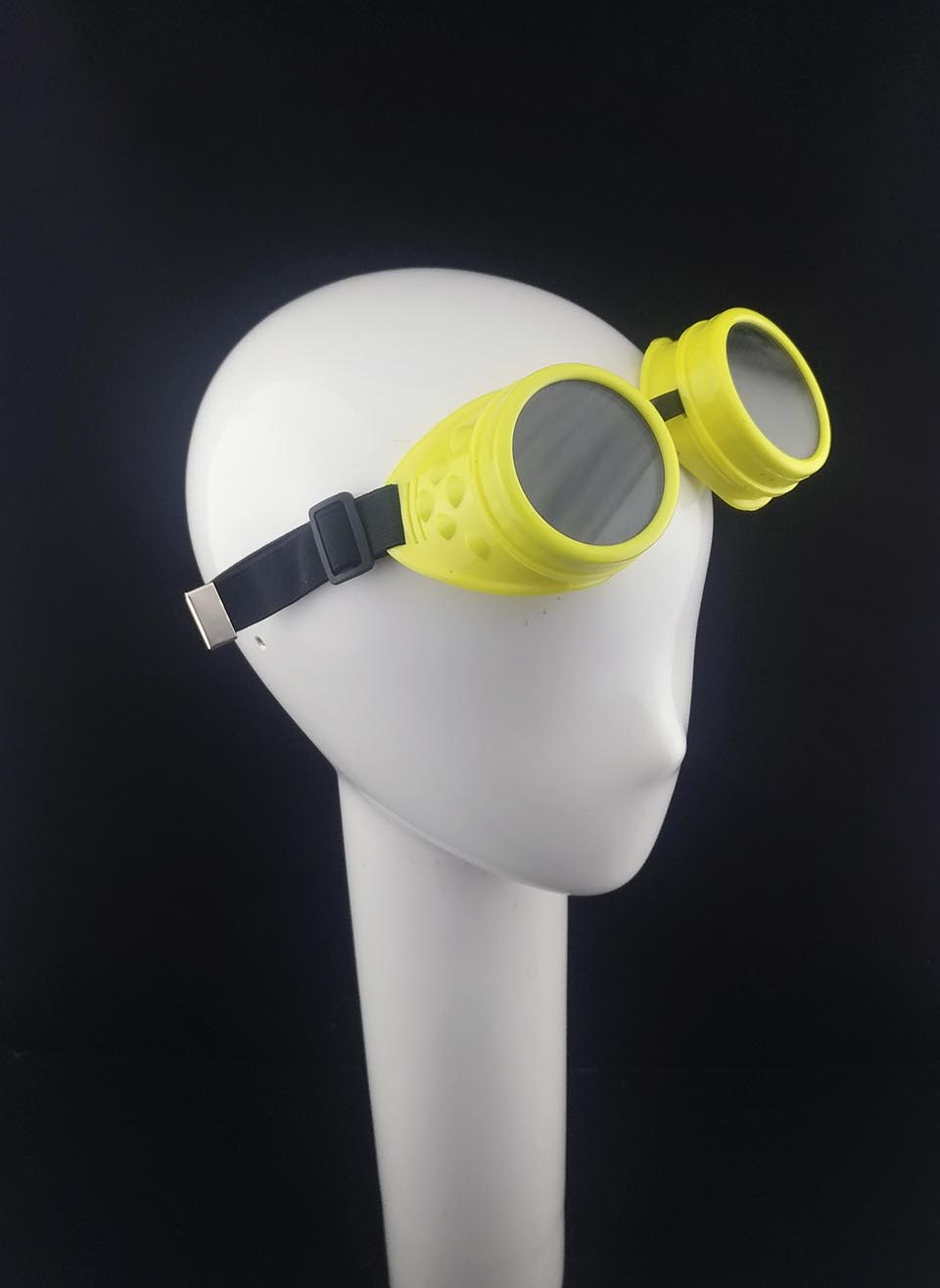 Simple Blue Goggle Cosplay Accessories