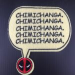Deadpool Inspired Iron On Patches by XP