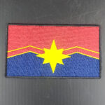 Avengers Inspired Iron On Patches by XP