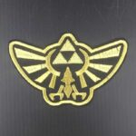 Zelda Inspired Iron On Patches by XP.