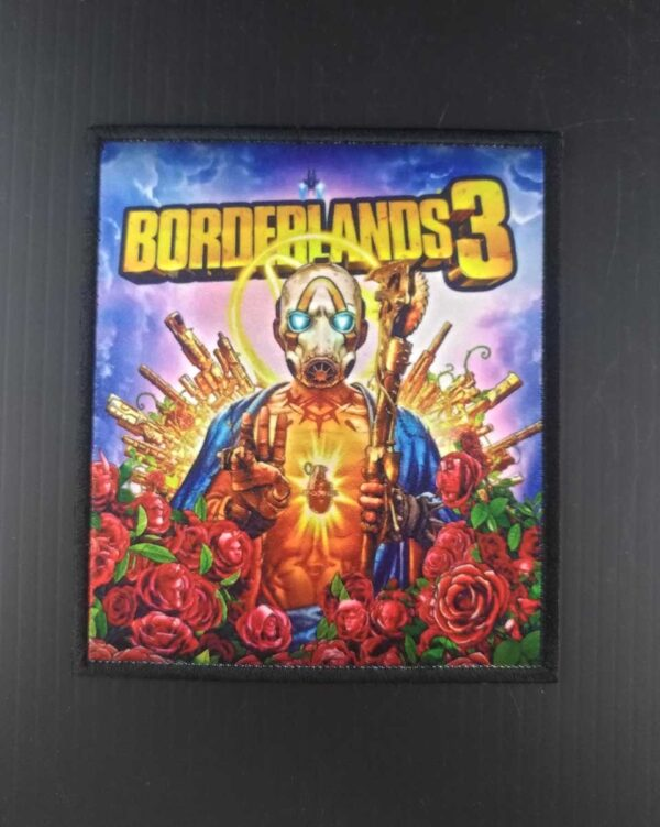 Borderland Inspired Iron On Patches by XP