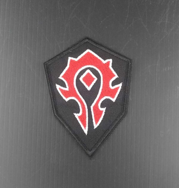 World of Warcraft Inspired Iron On Patches by XP