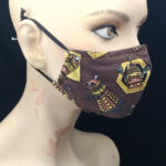 Face Masks Handmade Cotton Cosplay by Xtreme Paraphilia